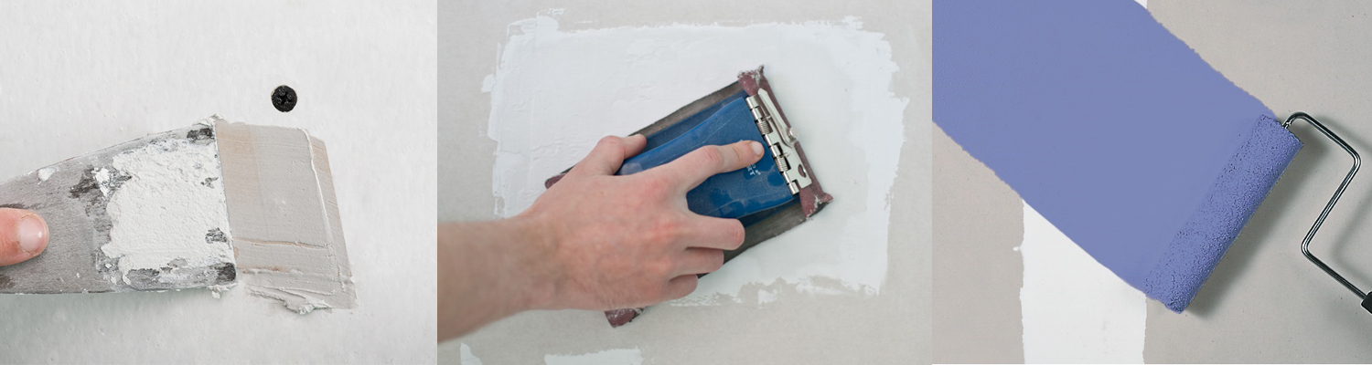 sheetrock repair3 Sheetrock Repair Services
